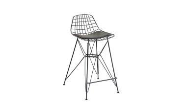 920 - Lüks Tal Piramit Ayaklı Mutfak Sandalyesi