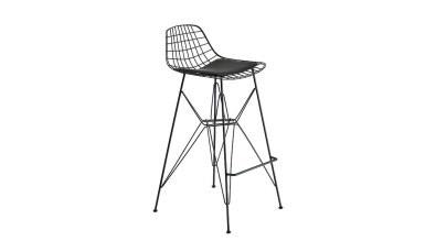 920 - Lüks Tal Piramit Ayaklı Sandalye