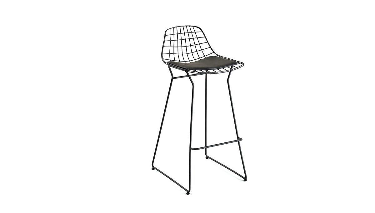 Lüks Tal U Ayaklı Mutfak Sandalyesi