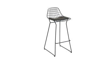 920 - Lüks Tal U Ayaklı Mutfak Sandalyesi