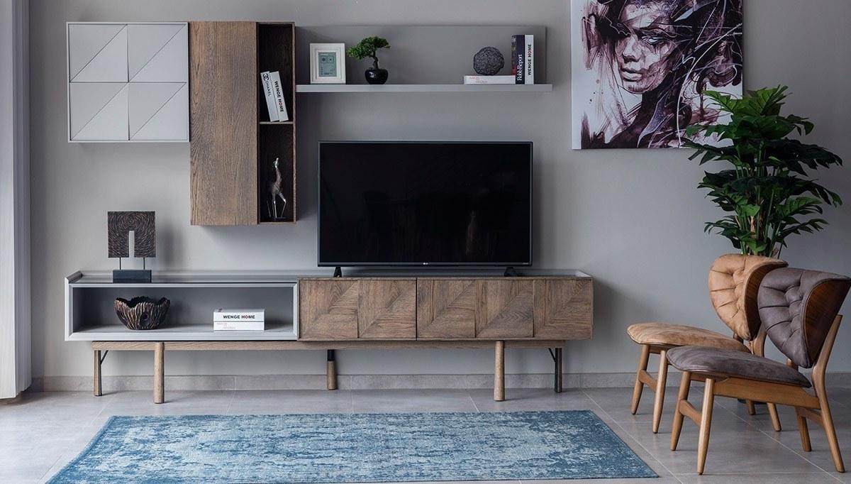 Lüks Termina Lüx TV Ünitesi