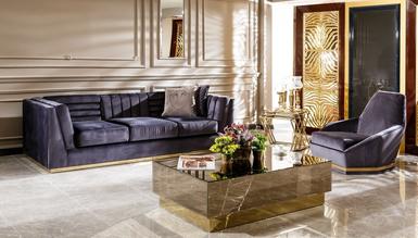 Lüks Tifanni Luxury Koltuk Takımı - Thumbnail