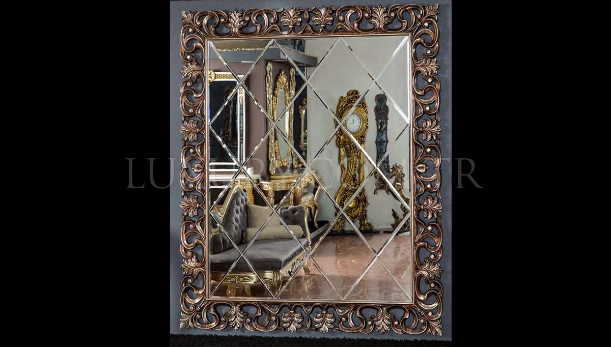 Lüks Tuana Klasik Boy Aynası