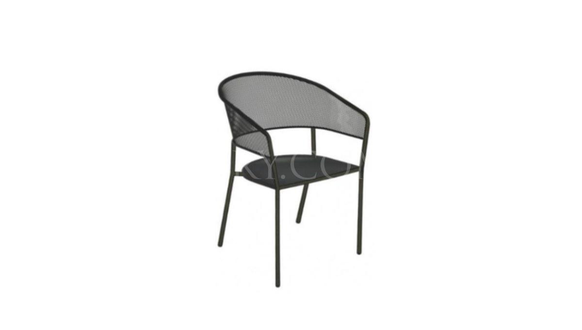 Lüks Tuğkan Metal Ayaklı Sandalye