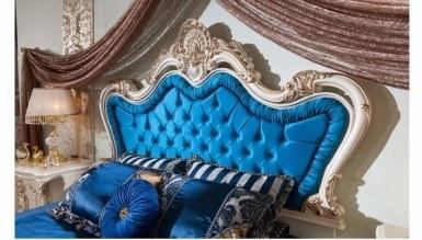 Lüks Tuğrahan Klasik Yatak Odası - Thumbnail