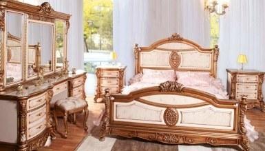 614 - Lüks Ulubatlı Klasik Yatak Odası