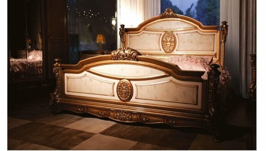 Lüks Ulubatlı Klasik Yatak Odası - Thumbnail