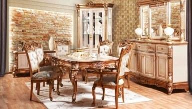614 - Lüks Ulubatlı Klasik Yemek Odası