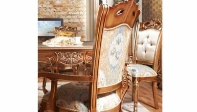 Lüks Ulubatlı Klasik Yemek Odası - Thumbnail