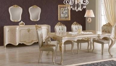 Lüks Ünder Klasik غرفة الطعام