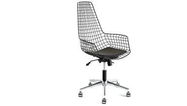 920 - Lüks Uzun Zara Amartisörlü Sandalye