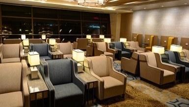 Lüks Vacance Otel Lobi Aydınlatma