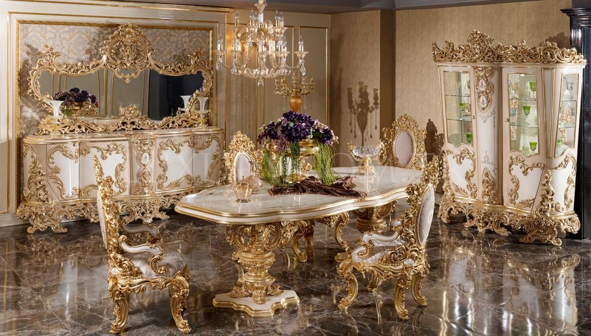 Lüks Valerin Klasik Yemek Odası