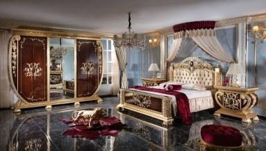 Lüks Vanera Klasik Yatak Odası - Thumbnail
