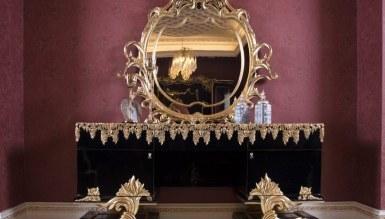 Lüks Vantes Klasik Yatak Odası - Thumbnail