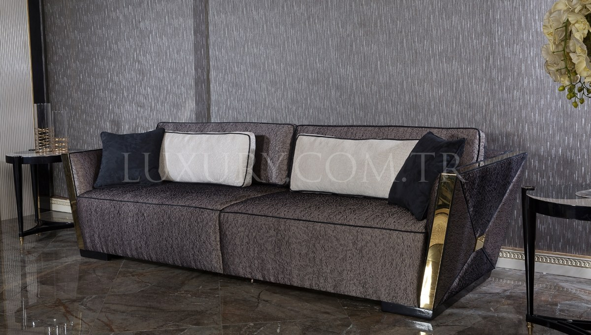 Lüks Varna Luxury Koltuk Takımı
