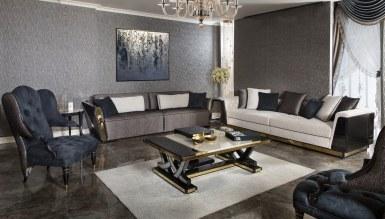 Lüks Varna Luxury Koltuk Takımı - Thumbnail