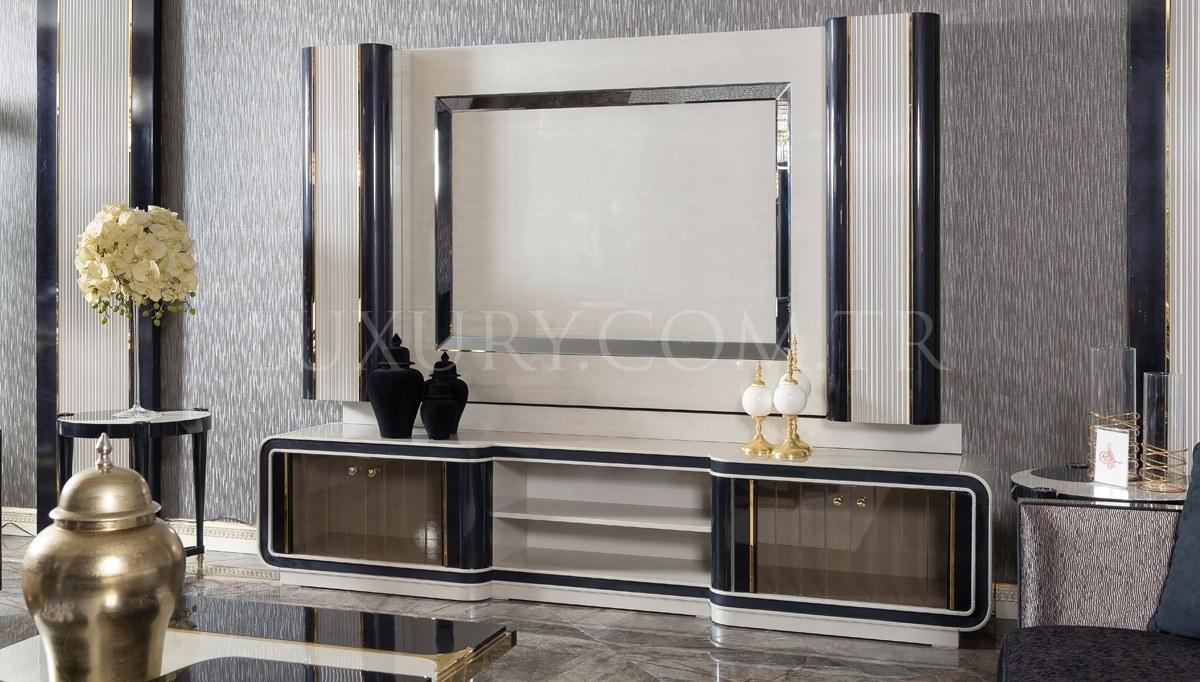 Lüks Varna Luxury TV Ünitesi