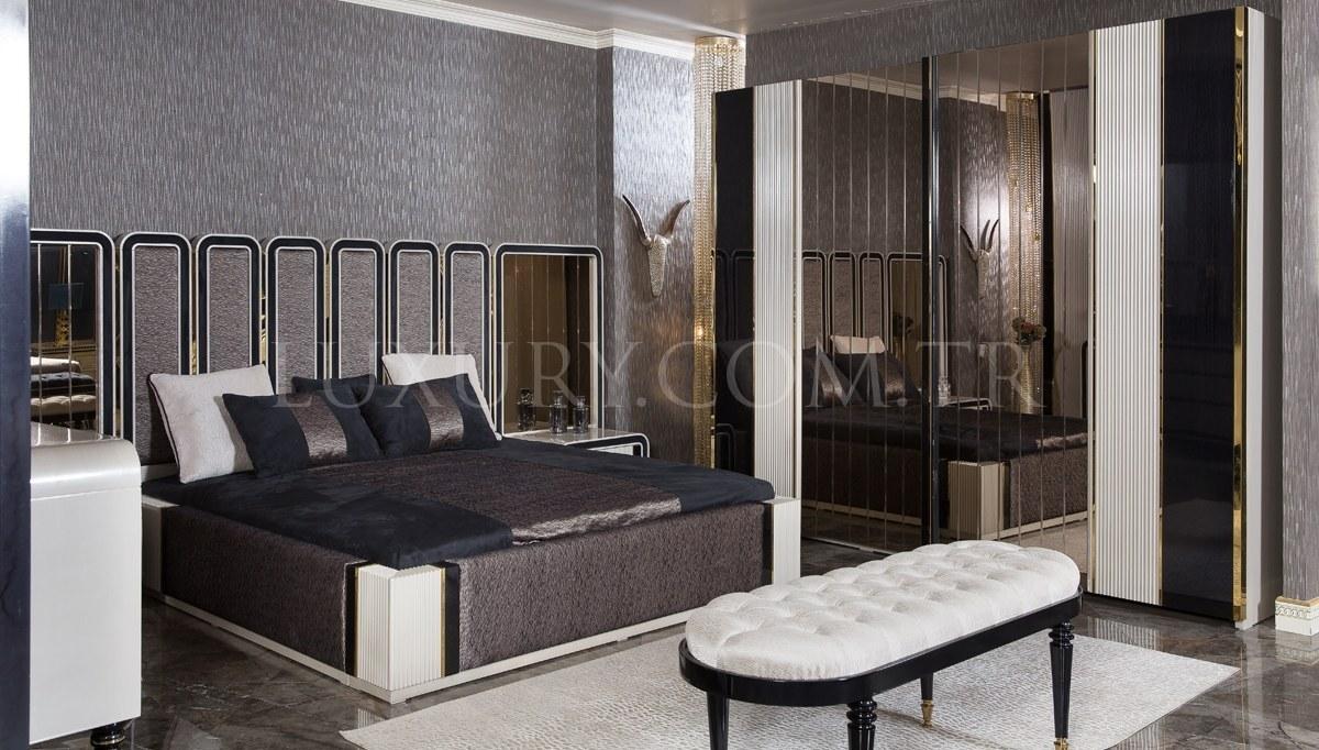 Lüks Varna Luxury Yatak Odası