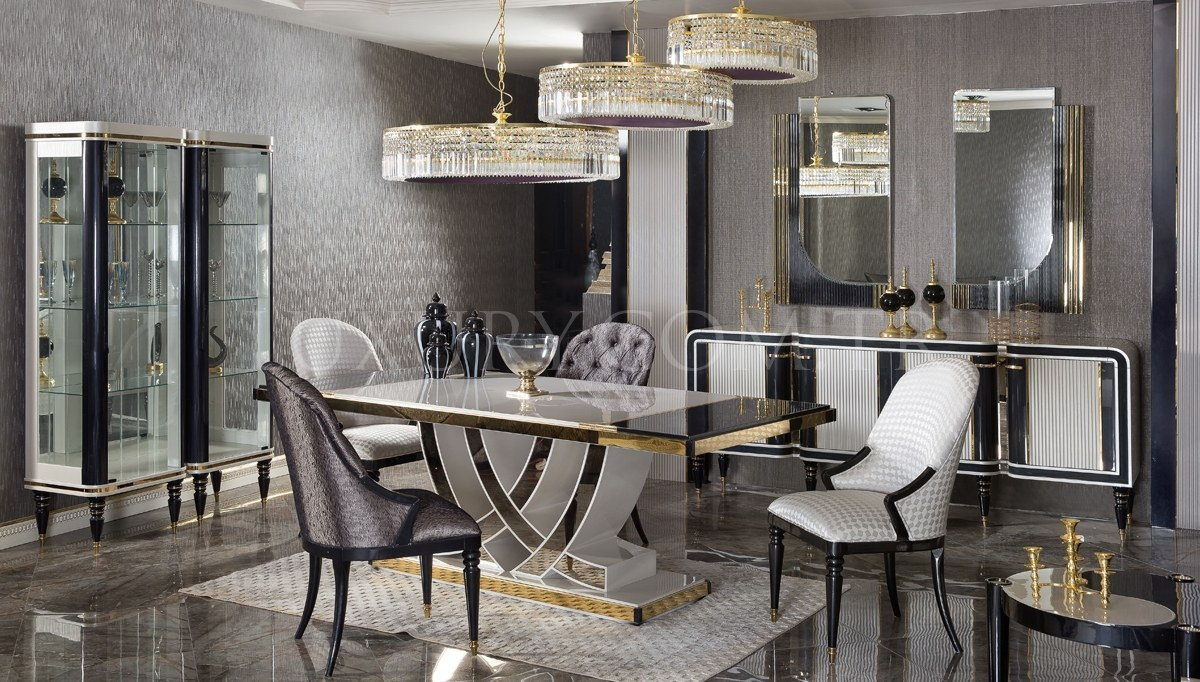Lüks Varna Luxury Yemek Odası