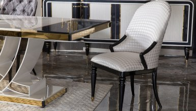 Lüks Varna Luxury Yemek Odası - Thumbnail