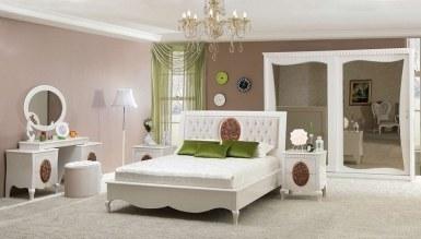566 - Lüks Veneto Klasik Yatak Odası