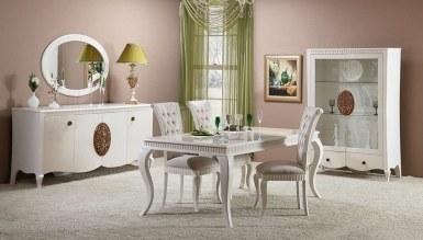 566 - Lüks Veneto Klasik Yemek Odası