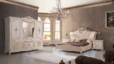 1017 - Lüks Venis Klasik Yatak Odası