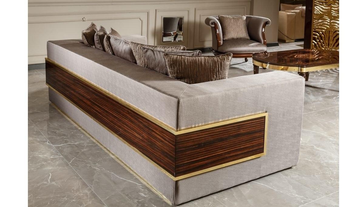 Lüks Vindso Luxury Koltuk Takımı