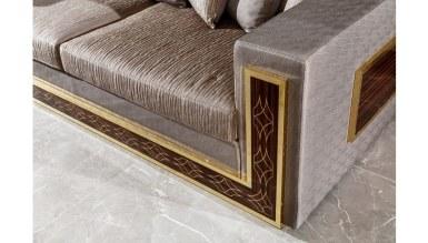 Lüks Vindso Luxury Koltuk Takımı - Thumbnail