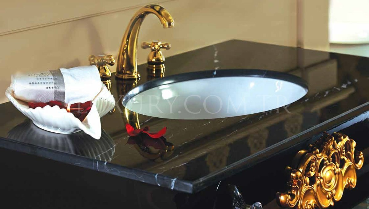 Lüks Vinema Klasik Banyo Takımı