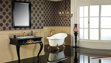 Lüks Vinema Klasik Banyo Takımı - Thumbnail