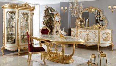 836 - Lüks Vinesa Klasik Yemek Odası