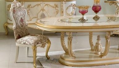 Lüks Vinesa Klasik Yemek Odası - Thumbnail
