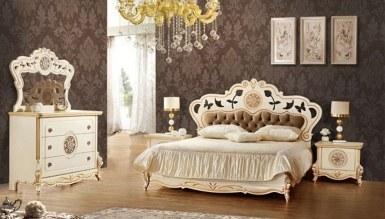 Lüks Vintore Klasik Yatak Odası - Thumbnail
