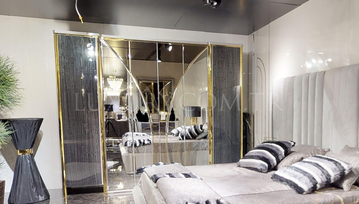 Lüks Violas Luxury Yatak Odası