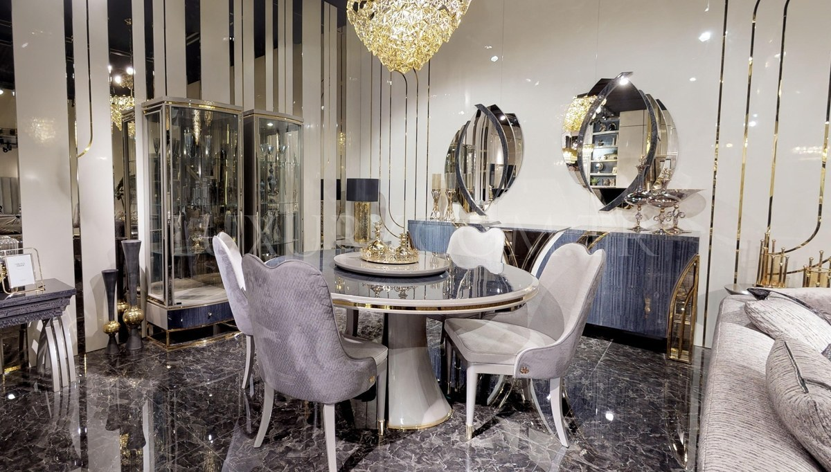 Lüks Violas Luxury Yemek Odası
