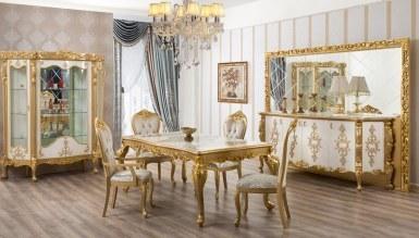 863 - Lüks Viperas Klasik Yemek Odası