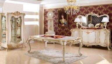 866 - Lüks Virde Klasik Yemek Odası
