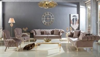 1027 - Lüks Virena Luxury Koltuk Takımı