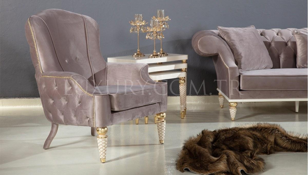 Lüks Virena Luxury Koltuk Takımı