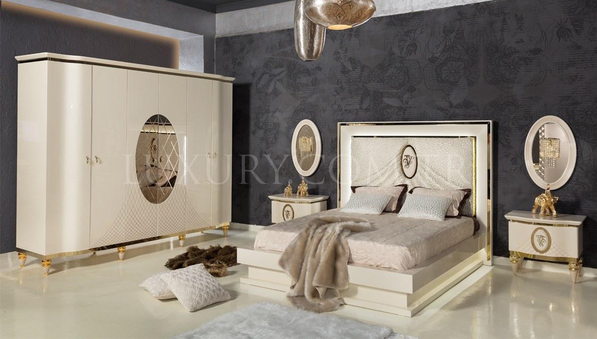 Lüks Virena Luxury Yatak Odası