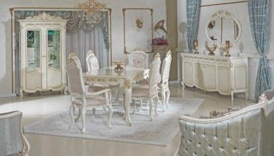 408 - Lüks Virinom Klasik Yemek Odası