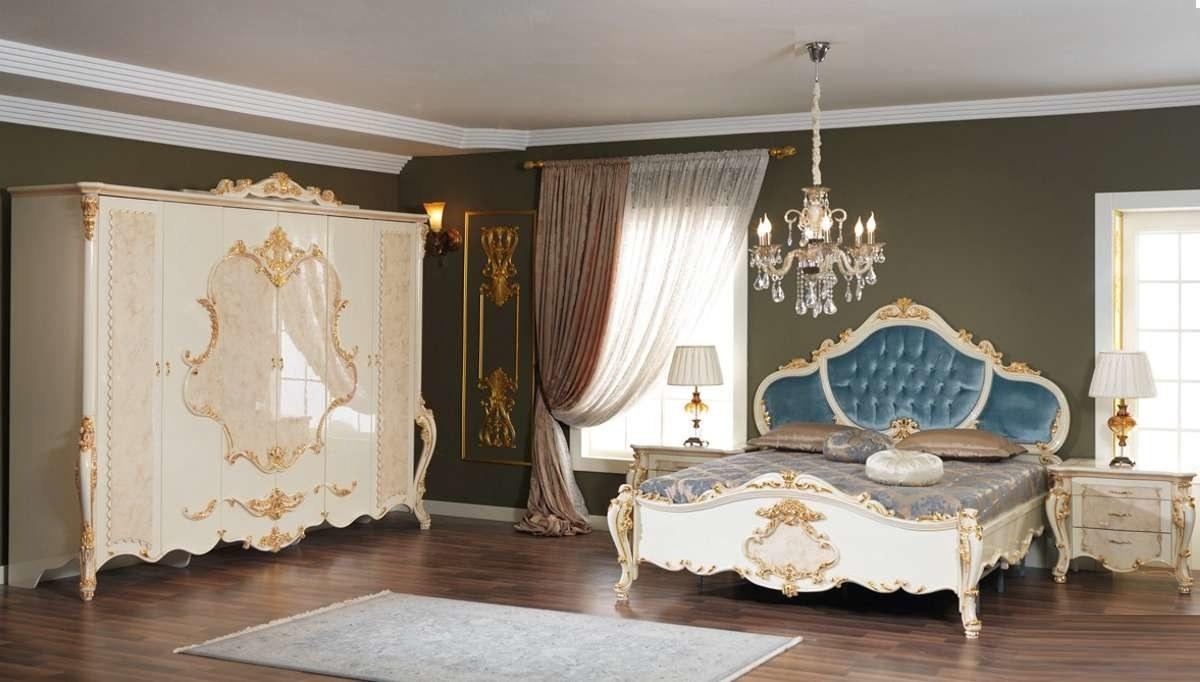 Lüks Visal Klasik Yatak Odası