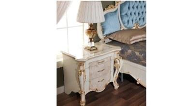 Lüks Visal Klasik Yatak Odası - Thumbnail