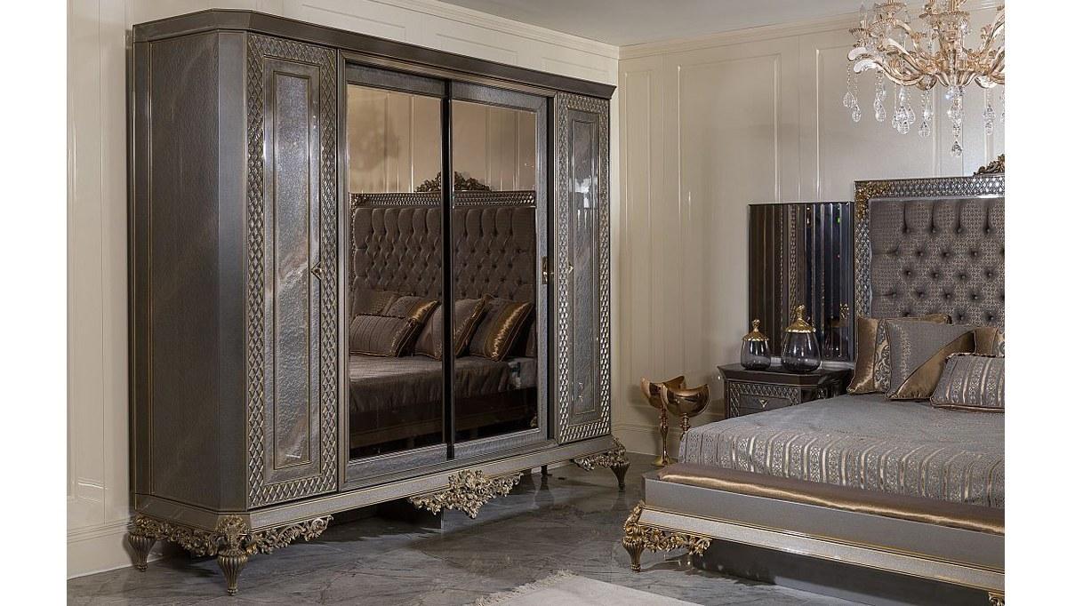 Lüks Vistera Art Deco Yatak Odası