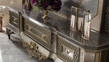 Lüks Vistera Art Deco Yemek Odası - Thumbnail