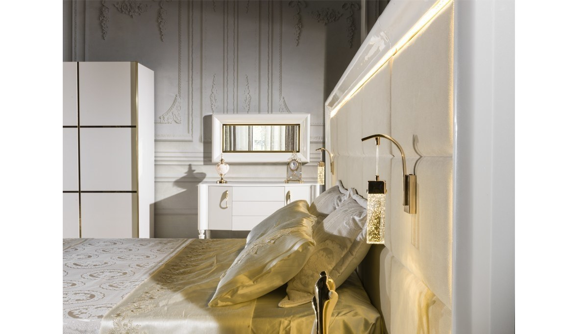 Lüks Viteras Lüks Yatak Odası