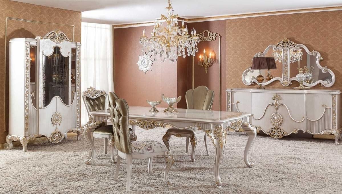 Lüks Vitersa Klasik Yemek Odası