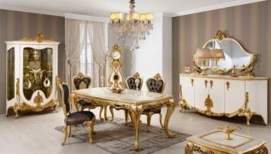 932 - Lüks Vodina Klasik Yemek Odası